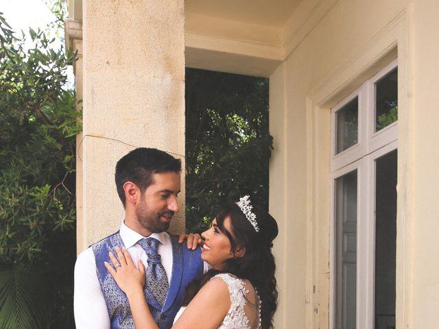 La boda de Ricardo y Carla en Málaga, Málaga 61