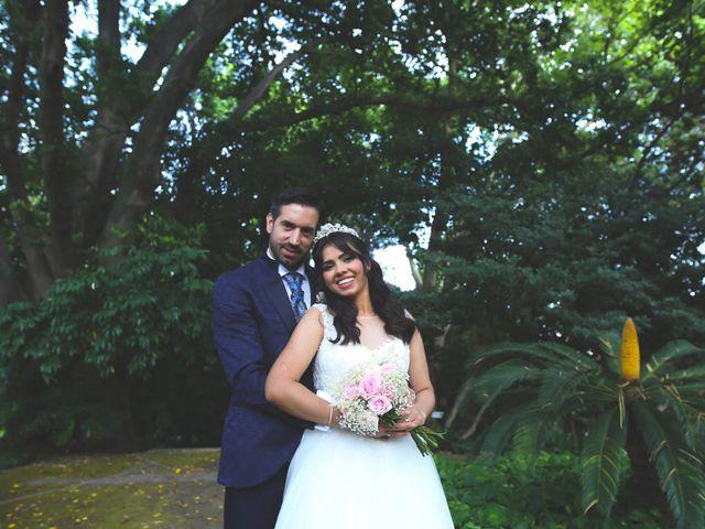 La boda de Ricardo y Carla en Málaga, Málaga 66