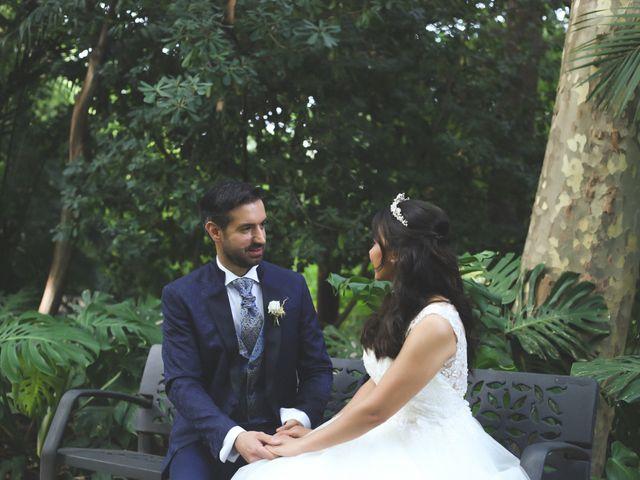 La boda de Ricardo y Carla en Málaga, Málaga 67