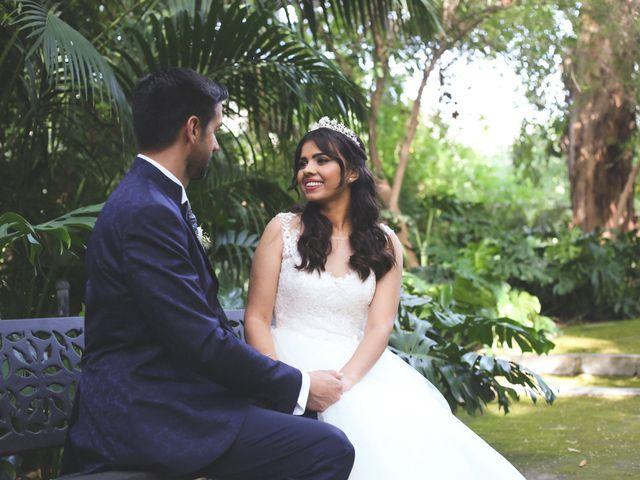 La boda de Ricardo y Carla en Málaga, Málaga 68