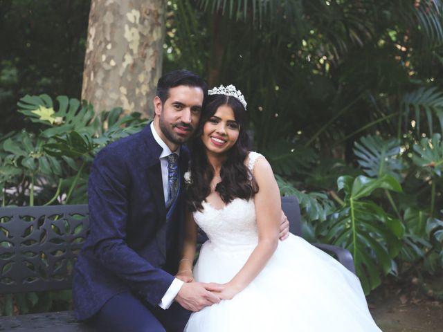La boda de Ricardo y Carla en Málaga, Málaga 69