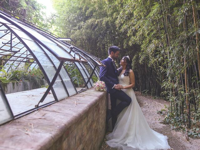 La boda de Ricardo y Carla en Málaga, Málaga 75
