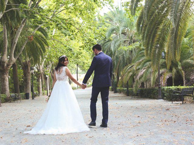 La boda de Ricardo y Carla en Málaga, Málaga 78