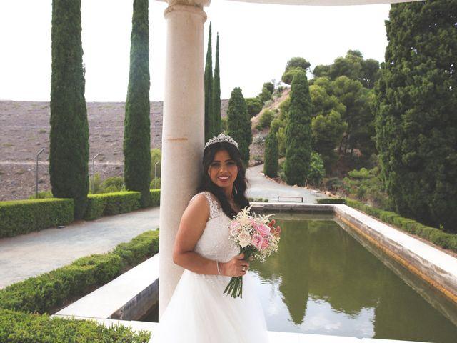 La boda de Ricardo y Carla en Málaga, Málaga 80