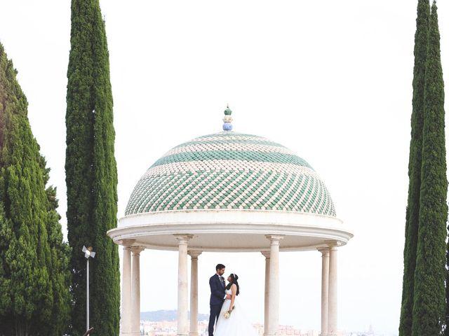 La boda de Ricardo y Carla en Málaga, Málaga 83