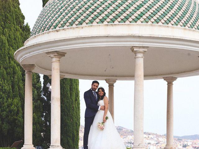 La boda de Ricardo y Carla en Málaga, Málaga 84