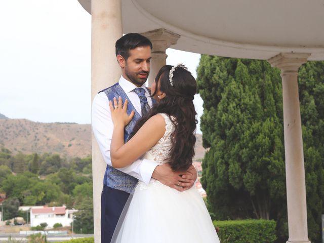 La boda de Ricardo y Carla en Málaga, Málaga 88