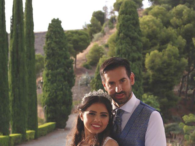 La boda de Ricardo y Carla en Málaga, Málaga 90