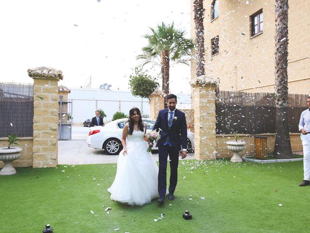 La boda de Ricardo y Carla en Málaga, Málaga 91