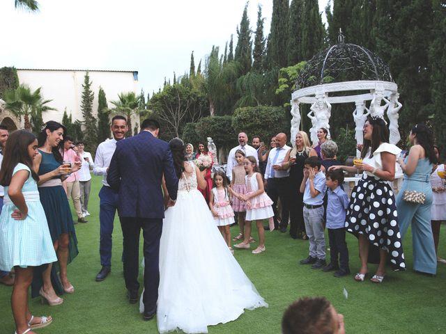 La boda de Ricardo y Carla en Málaga, Málaga 93