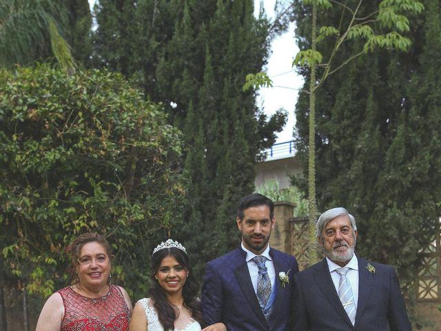 La boda de Ricardo y Carla en Málaga, Málaga 95