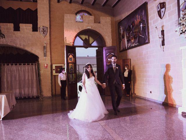 La boda de Ricardo y Carla en Málaga, Málaga 108