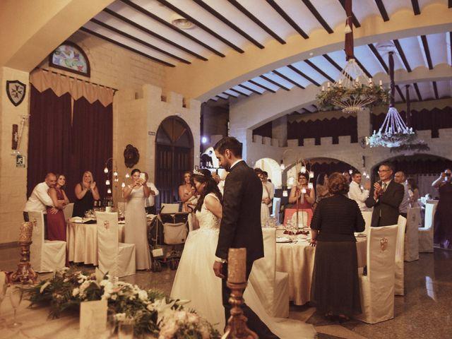 La boda de Ricardo y Carla en Málaga, Málaga 110