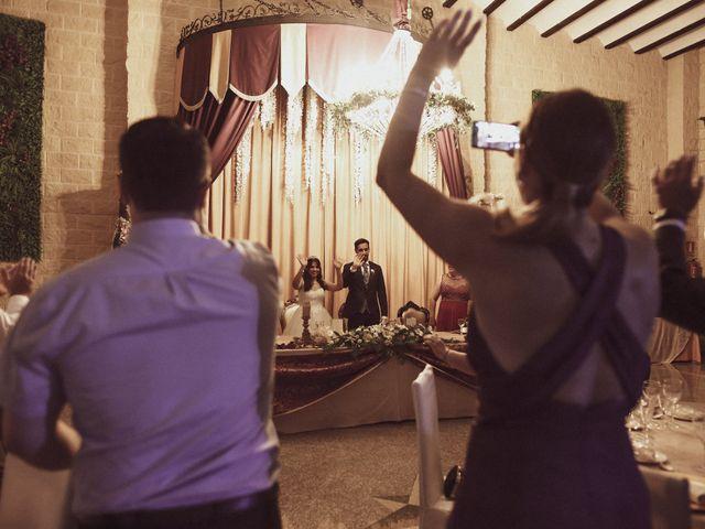 La boda de Ricardo y Carla en Málaga, Málaga 111