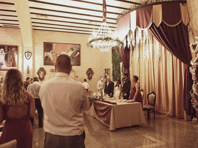 La boda de Ricardo y Carla en Málaga, Málaga 112