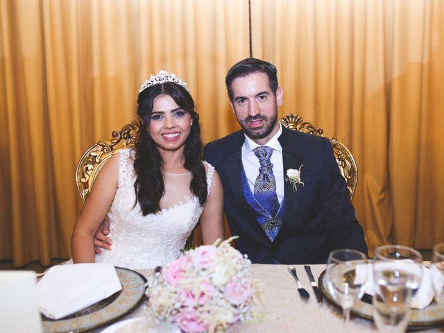 La boda de Ricardo y Carla en Málaga, Málaga 114