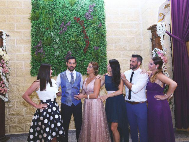 La boda de Ricardo y Carla en Málaga, Málaga 115