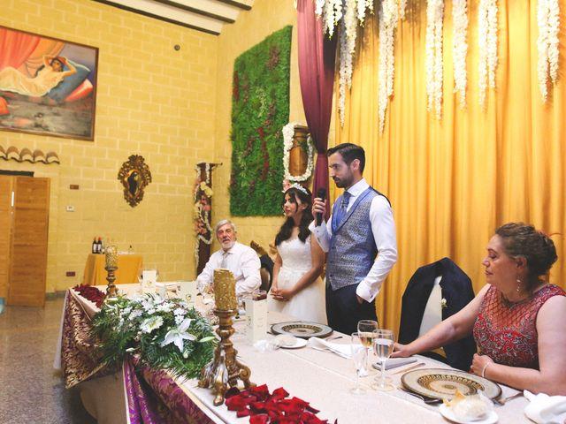 La boda de Ricardo y Carla en Málaga, Málaga 117