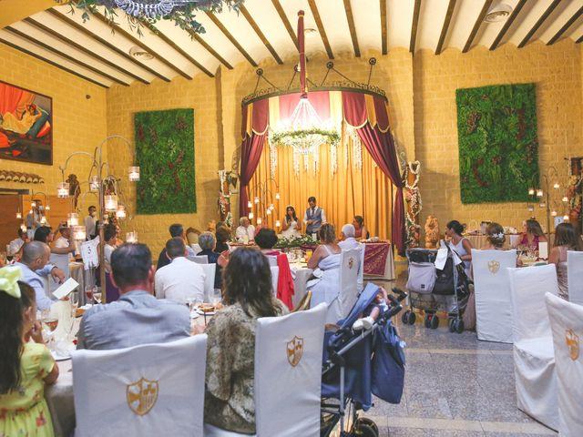 La boda de Ricardo y Carla en Málaga, Málaga 118