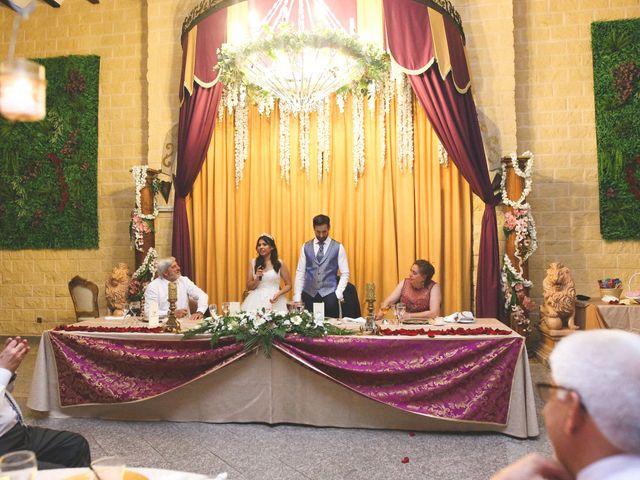 La boda de Ricardo y Carla en Málaga, Málaga 119