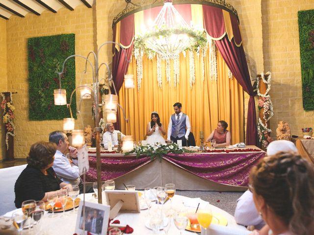 La boda de Ricardo y Carla en Málaga, Málaga 120