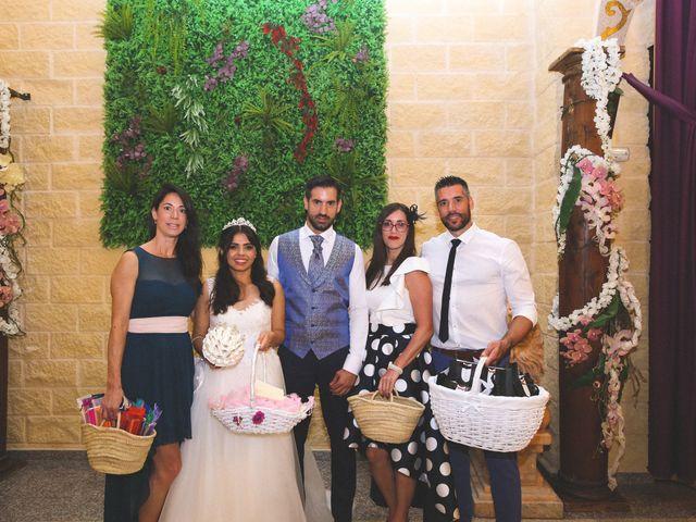 La boda de Ricardo y Carla en Málaga, Málaga 126