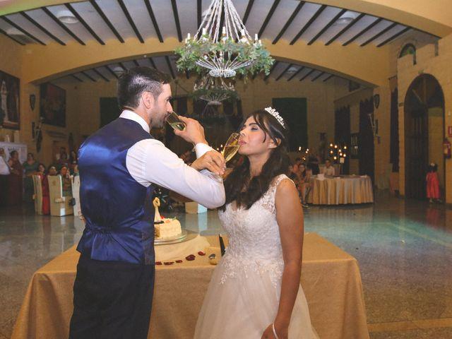 La boda de Ricardo y Carla en Málaga, Málaga 132