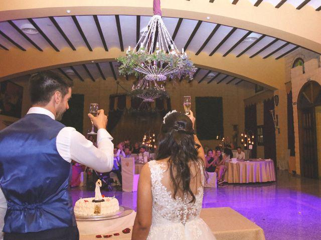 La boda de Ricardo y Carla en Málaga, Málaga 133
