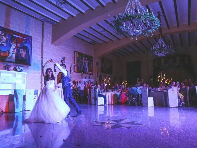 La boda de Ricardo y Carla en Málaga, Málaga 135