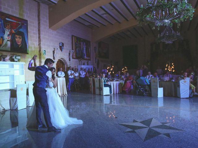 La boda de Ricardo y Carla en Málaga, Málaga 136