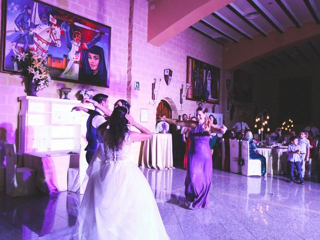 La boda de Ricardo y Carla en Málaga, Málaga 137