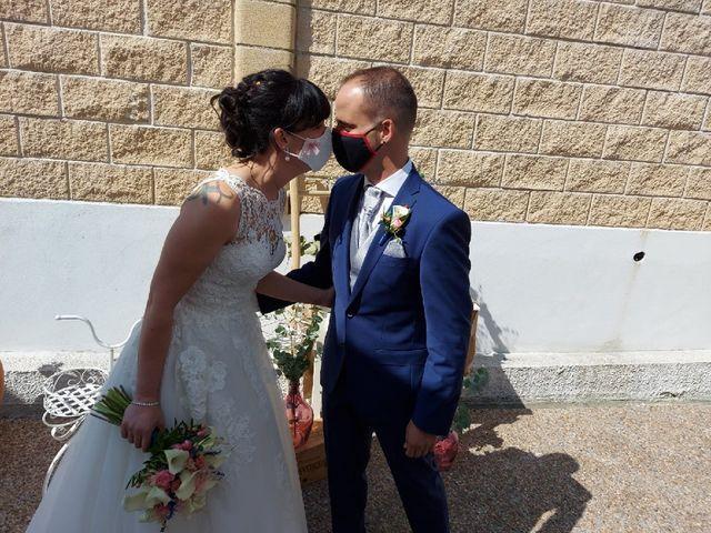 La boda de Almudena y Mateo