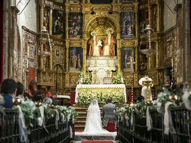 La boda de Rubén y Macarena en Alcala De Guadaira, Sevilla 30