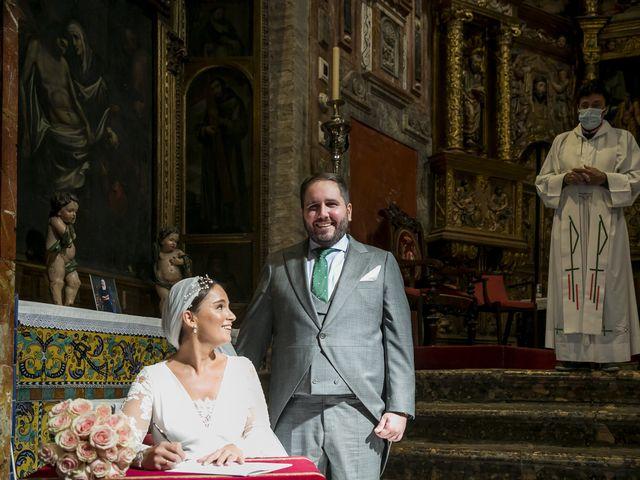 La boda de Rubén y Macarena en Alcala De Guadaira, Sevilla 40