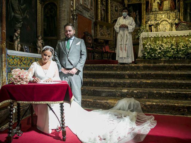 La boda de Rubén y Macarena en Alcala De Guadaira, Sevilla 41