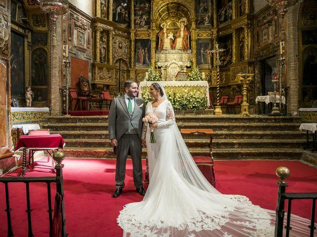 La boda de Rubén y Macarena en Alcala De Guadaira, Sevilla 42