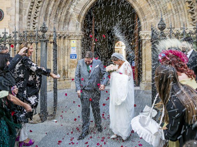 La boda de Rubén y Macarena en Alcala De Guadaira, Sevilla 44