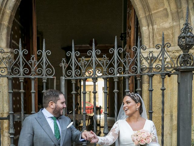 La boda de Rubén y Macarena en Alcala De Guadaira, Sevilla 45