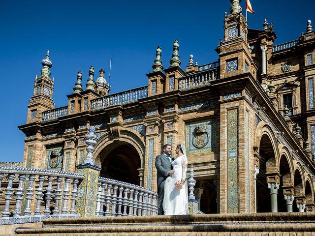 La boda de Rubén y Macarena en Alcala De Guadaira, Sevilla 49