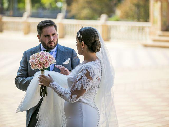La boda de Rubén y Macarena en Alcala De Guadaira, Sevilla 58