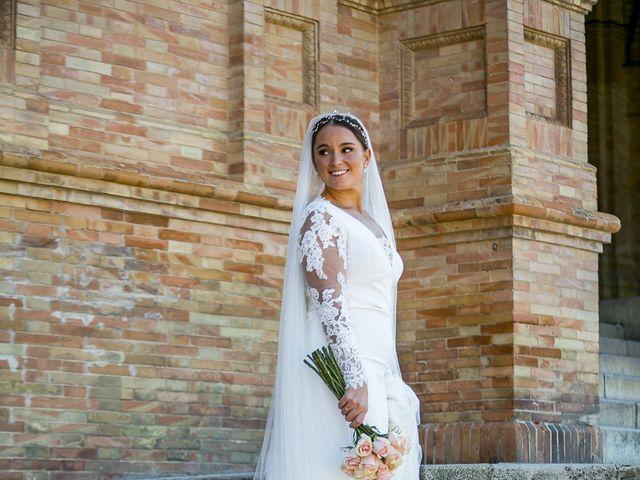 La boda de Rubén y Macarena en Alcala De Guadaira, Sevilla 60