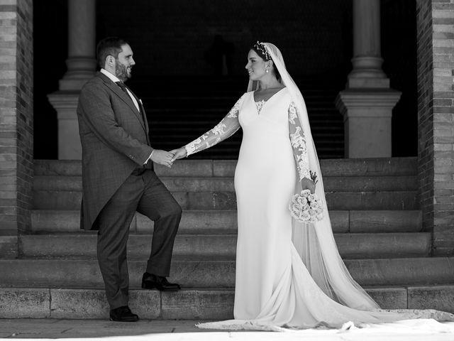 La boda de Rubén y Macarena en Alcala De Guadaira, Sevilla 62