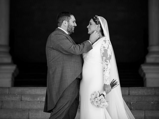 La boda de Rubén y Macarena en Alcala De Guadaira, Sevilla 64