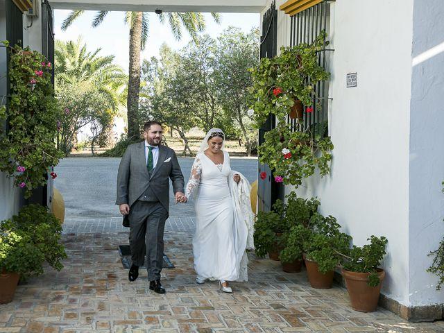 La boda de Rubén y Macarena en Alcala De Guadaira, Sevilla 71