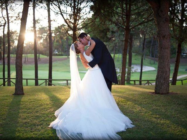 La boda de Alberto y Elena en Lepe, Huelva 1