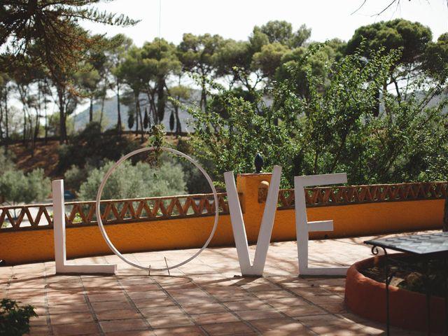 La boda de Jose y Virginia en Málaga, Málaga 3