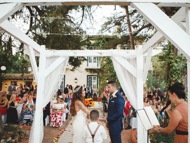 La boda de Jose y Virginia en Málaga, Málaga 9