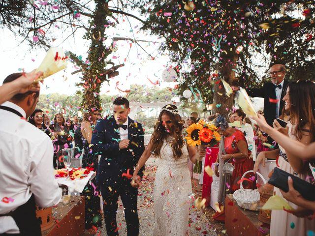 La boda de Jose y Virginia en Málaga, Málaga 23