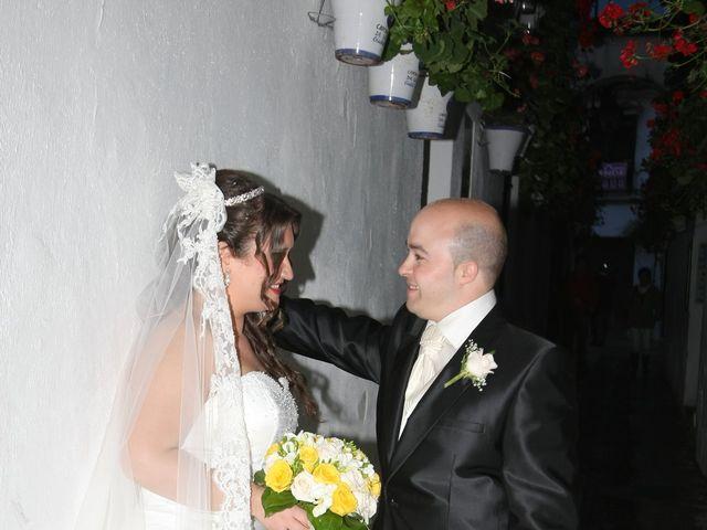 La boda de MariLoli y Rafa en Córdoba, Córdoba 58