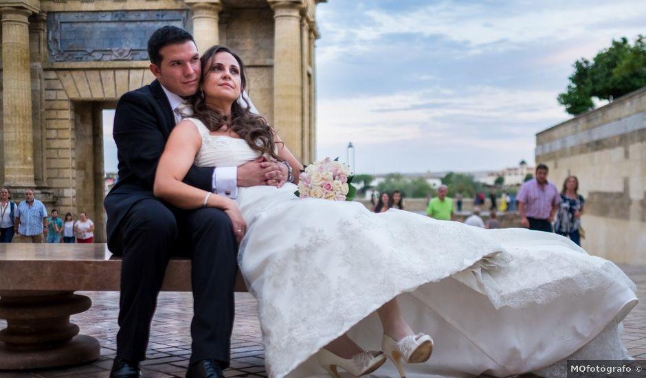 La boda de Paco y Alicia en Córdoba, Córdoba